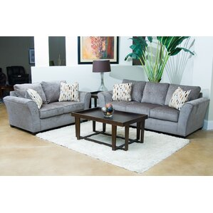 Salina Configurable Living Room Set by Klaussner Furniture