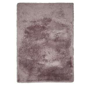 Snuggles Dusky Pink Rug by Wildon Home