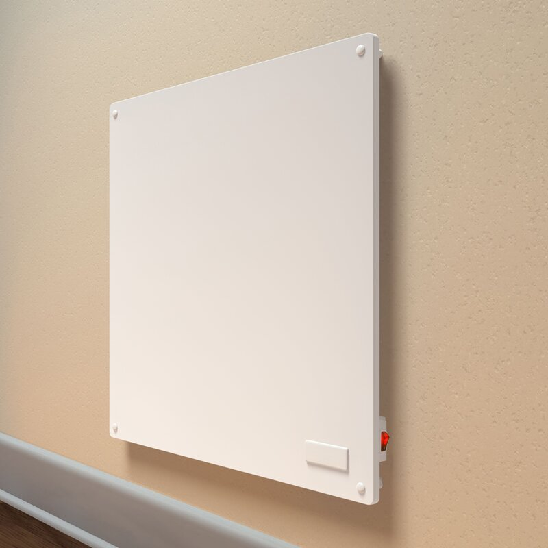 Econo Heat 400 Watt Wall Mounted Electric Convection Panel