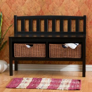 Under Bench Storage Baskets | Wayfair
