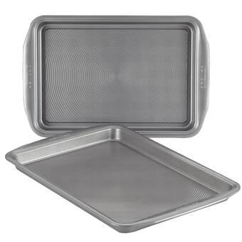 Made In The Perfect In Workmanship Warp Resistant Nonstick Baking Pan Usa Pan Bakeware Half Sheet Pan