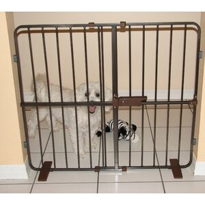 Flexi Fit Pressure Mounted Pet Gate