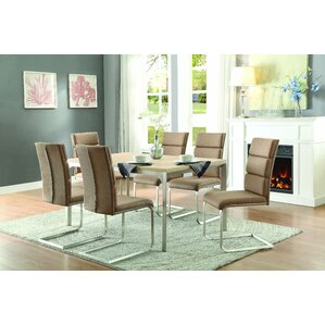 Aeneas 5 Piece Dining Set by Orren Ellis