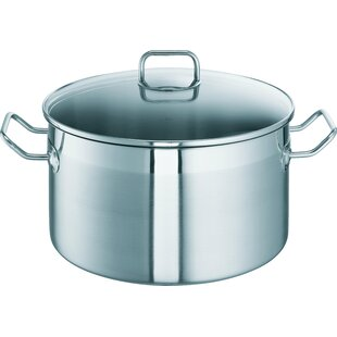 ProfessPlus i Stock Pot with Lid by Schulte Ufer