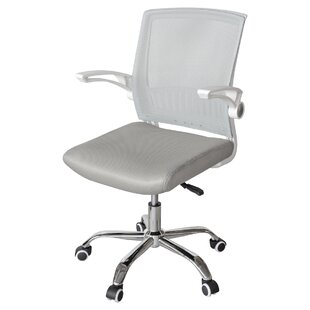 White Mesh Chair | Wayfair.co.uk