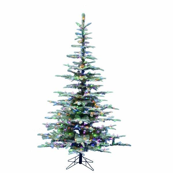 Die saisontruhe k nstlicher weihnachtsbaum 183 cm gr n mit for Deckenleuchten farbig