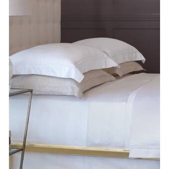 The Twillery Co  Patric 1500 Thread Count 100% Egyptian-Quality