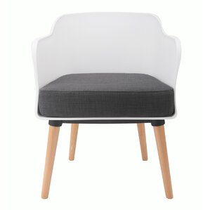 Cali Modern Accent Armchair by eModern Decor