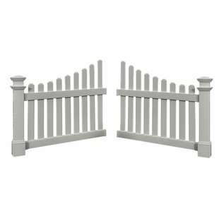 35 Ft H X 4 W Cottage Gate Set Of 2