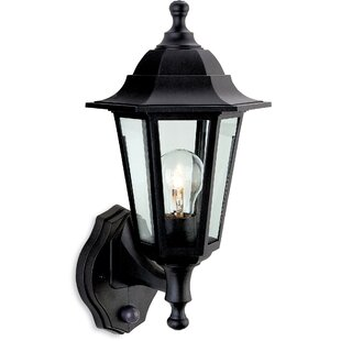 Pir security lights wayfair malmo 1 light outdoor sconce with motion sensor aloadofball Images
