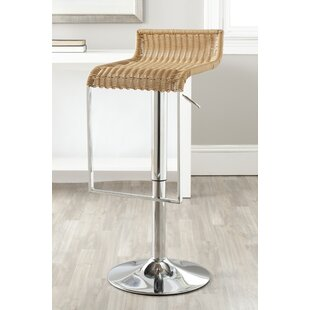 Falco Adjustable Height Swivel Bar Stool