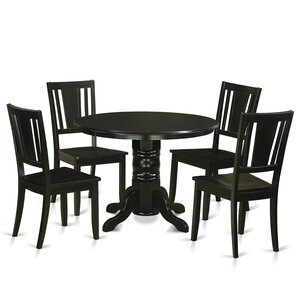 Langwater 5 Piece Dining Set by Beachcres..