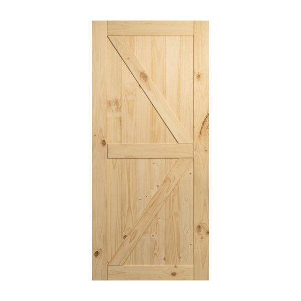 Reclaimed Wood Barn Door Wayfair