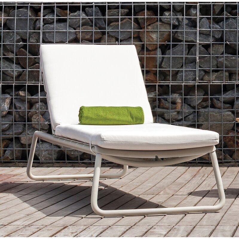 Corail Indoor Outdoor Sunbrella Chaise Lounge Cushion