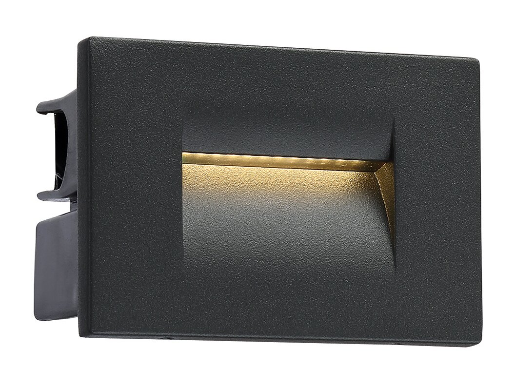 led deck rail lights. Outdoor In-Wall 1 Light LED Deck, Step, Or Rail Led Deck Lights