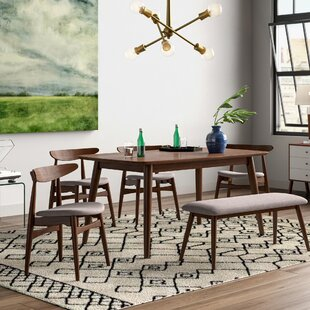 Aiden 6 Piece Dining Set