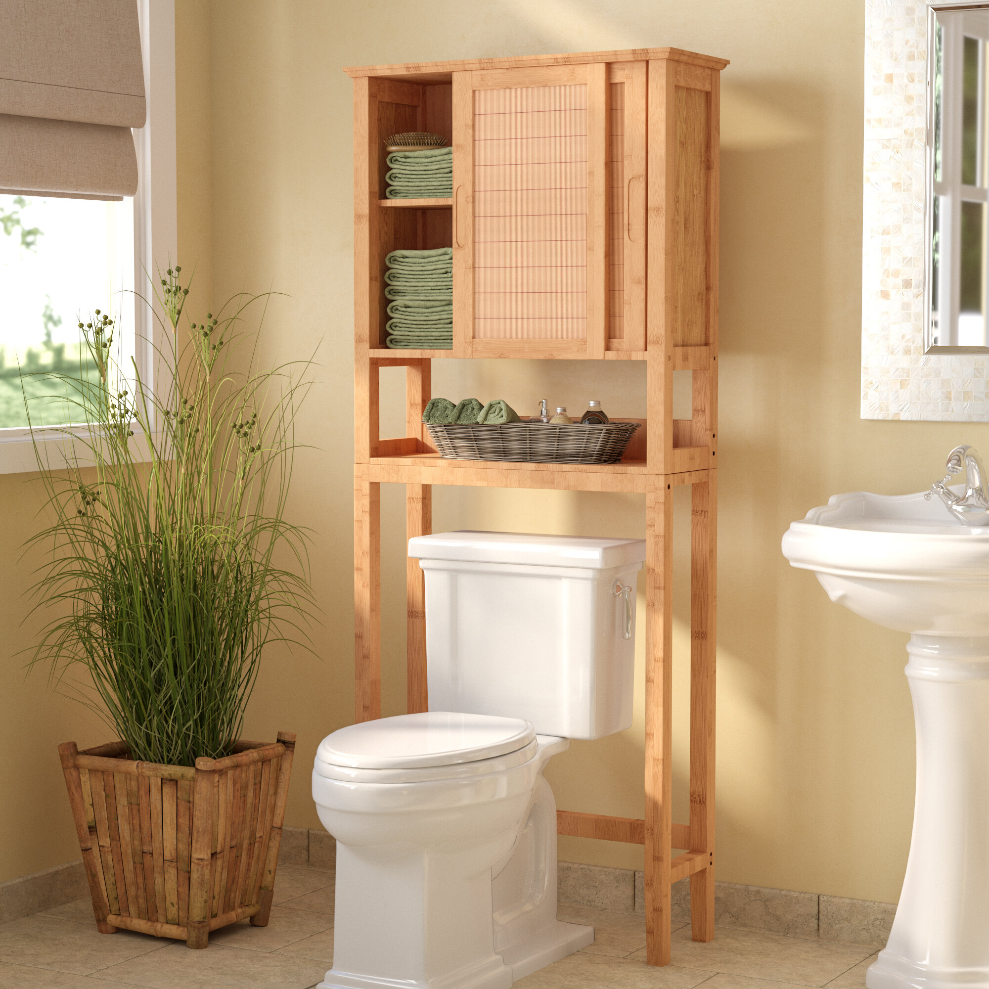 Incredible Above Toilet Cabinet Wayfair Download Free Architecture Designs Scobabritishbridgeorg