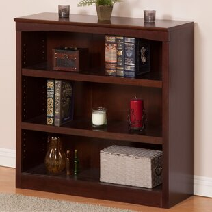 36 Inch High Bookcase