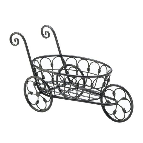 Wagon Flower Cart