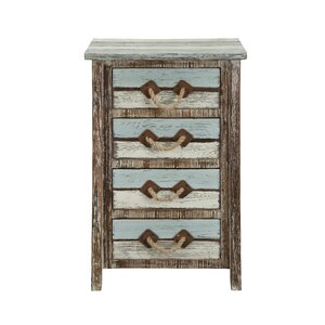 Norcroft 4 Drawer Chest