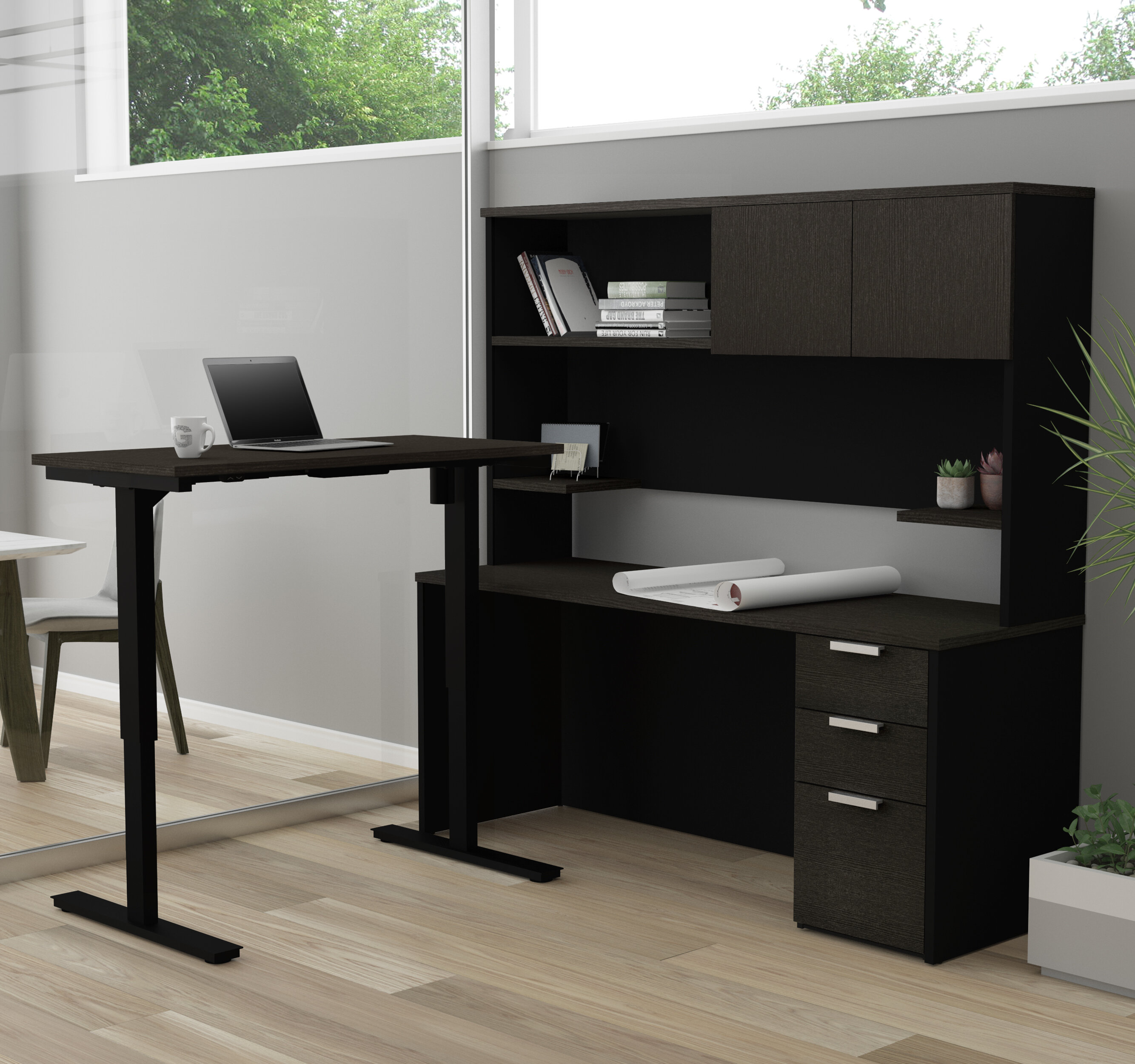 item products usb hutch point number and harper desk ihp with contemporary aspenhome drawers