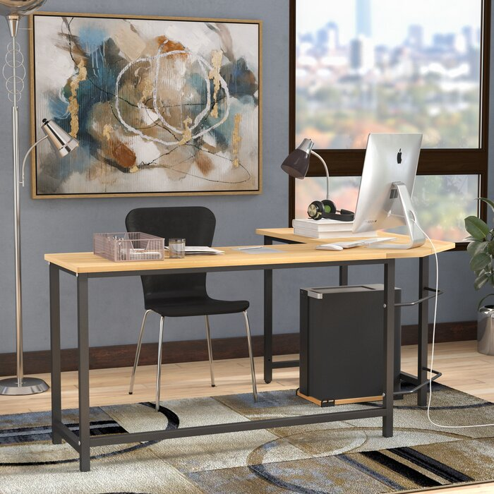 heather com dp computer amazon in shaped desk kitchen ac l cabot gray