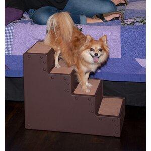 4 Step Pet Stair