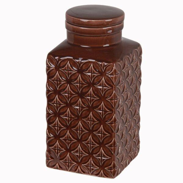 Large Ceramic Jar With Lid Wayfair