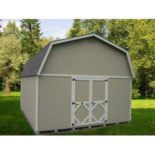 barn shed kit wayfair