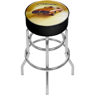 Dodge 69 Charger 31 Swivel Bar Stool