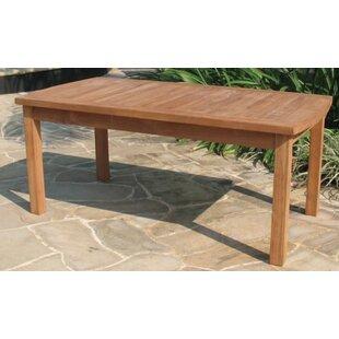 Gassaway Teak Coffee Table