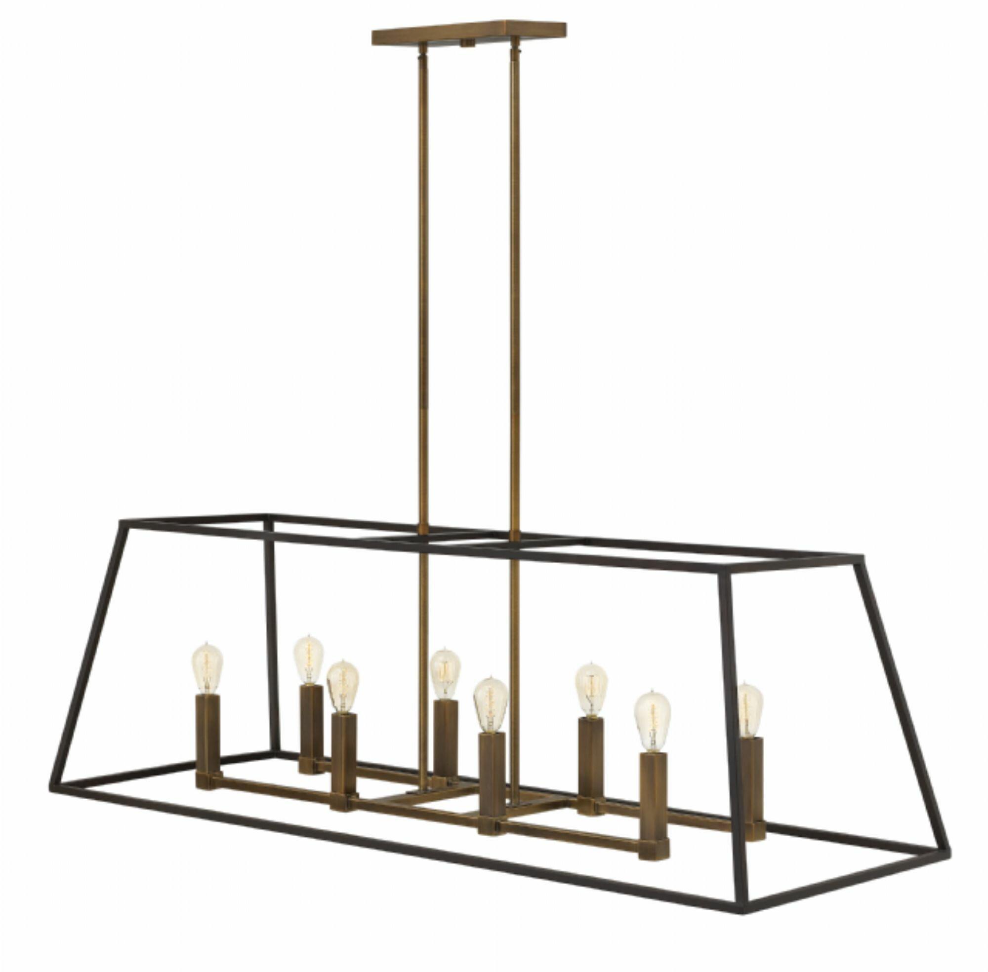 Hinkley lighting fulton 8 light pendant reviews wayfair arubaitofo Gallery