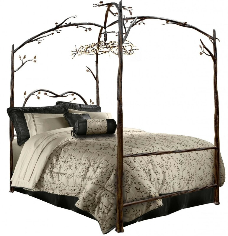 Enchanted Queen Canopy Bed. Canopy Beds