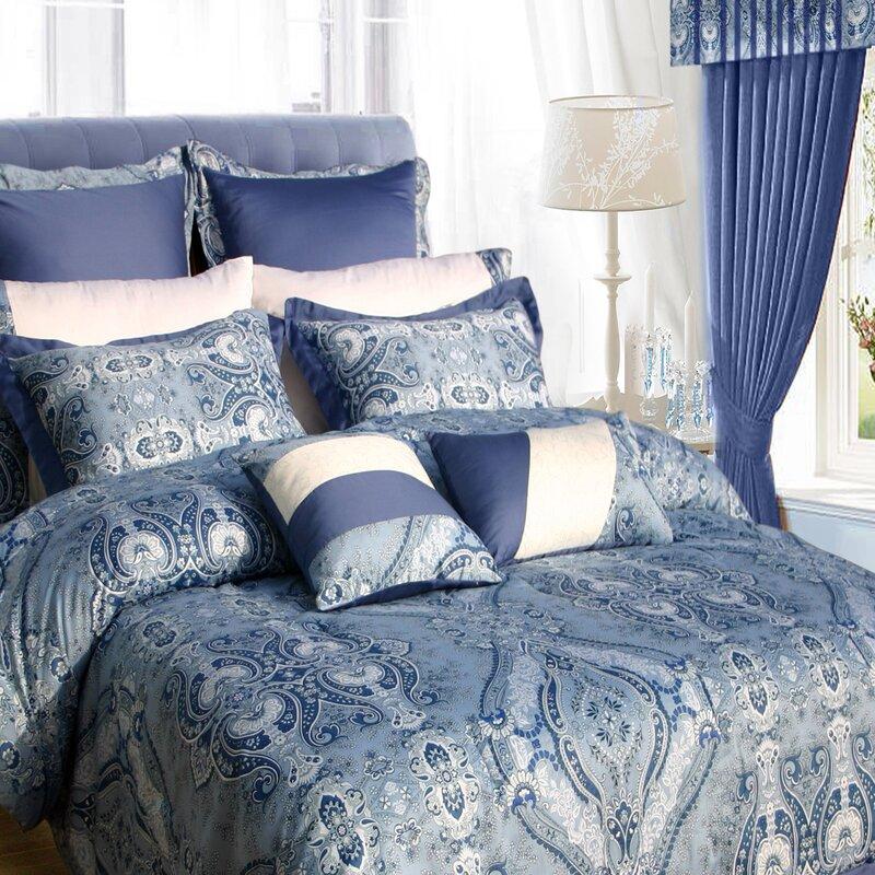 Carncastle 100% Cotton 24 Piece Bed In A Bag Set