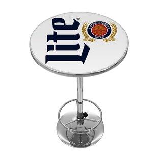 Miller Lite Retro Pub Table