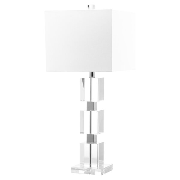 Ice Palace Cube 28 Quot Table Lamp Amp Reviews Allmodern