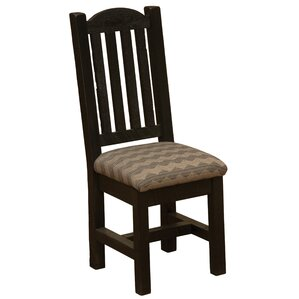 Frontier Bistro Upholstered Dining Chair by Fireside Lodge