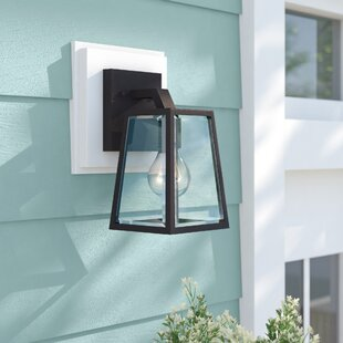 Clarence 1 Light Outdoor Wall Lantern
