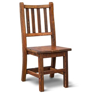 Vintage Solid Wood Dining Chair (Set of 4)