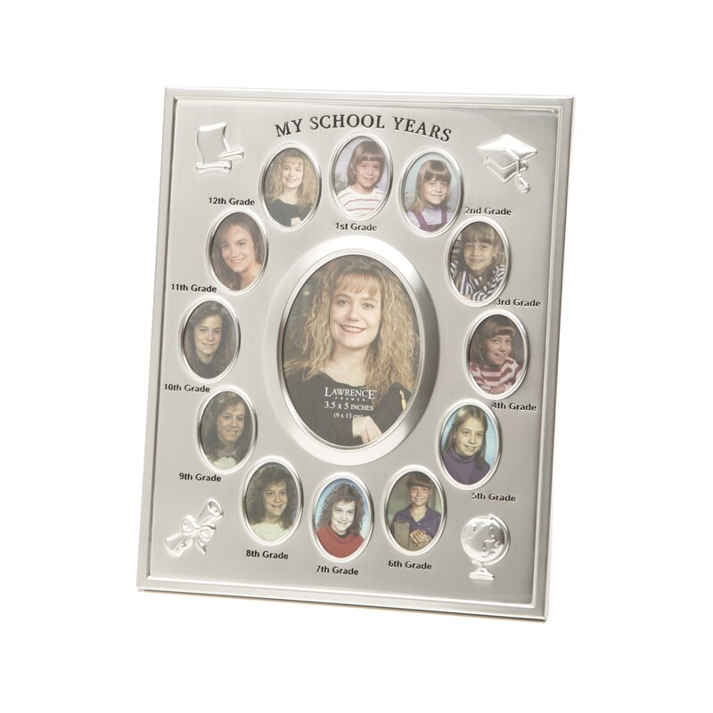 13 Year School Picture Frames | Wayfair