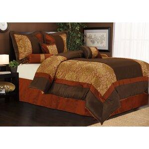 sibyl 7 piece comforter set