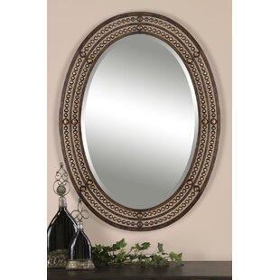 Leeper Oval Wall Mirror