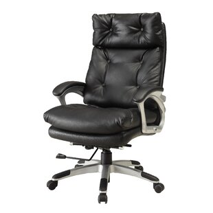 Extra Wide Office Chair | Wayfair