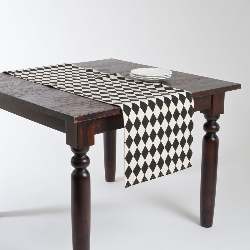Harlequin Design Table Runner