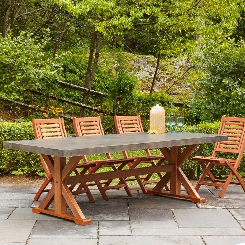Mancini Rectangular Dining Table