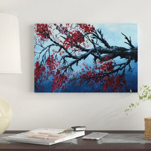 Japanese Cherry Blossom Art Wayfair