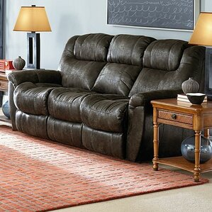 Montgomery 2 Arm Double Reclining Sofa by Lane Furniture