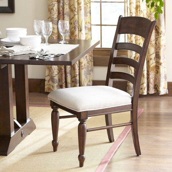 Birch Lane™ Lisbon Ladder-Back Side Chairs & Reviews