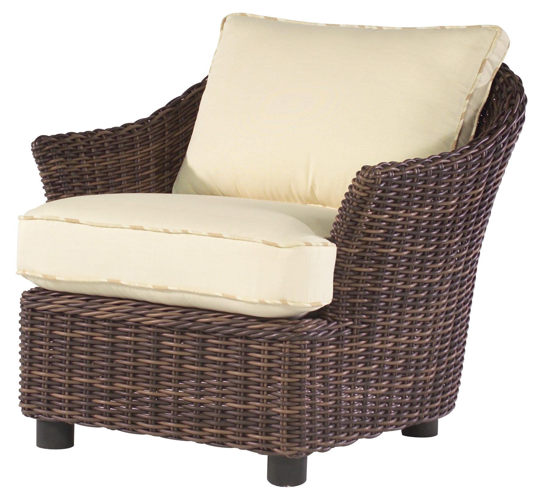 Woodard Sonoma Patio Chair With Cushions Wayfair