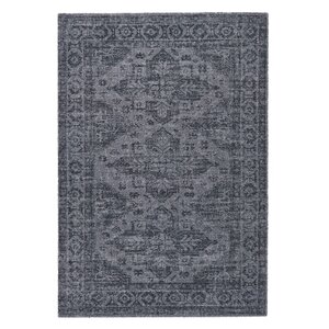 Downtown Gray Area Rug